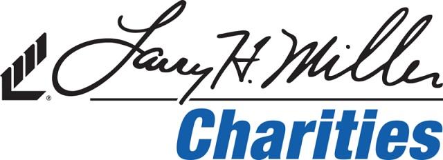 Larry H Miller Charities logo